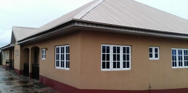 Four Bedroom Bungallow