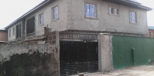 RENTED: TO LET: NEW HOUSE @ ALAMUTU ESTATE, LAGOS STATE