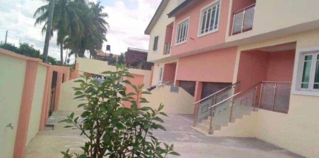 FOR SALE: 2 units of 4bedroom duplex at Ibadan